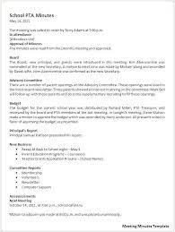 Format For Minutes Writing Sample Meeting Minutes Template Writing Minutes Sample Pdf