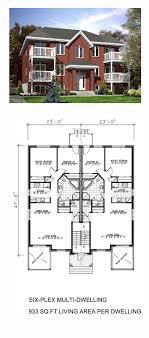 house plan 2 story multi family craftsman house plan arbor gate fascinating multi family homes