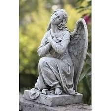 angel garden statue. 20.25\ angel garden statue
