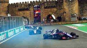 Socar azerbaijan grand prix baku city circuit *socar azerbaijan grand prix race: Azerbaijan Grand Prix 2019 F1 Race