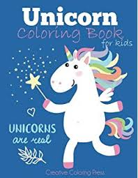 unicorn coloring book for kids magical unicorn coloring book for s boys and