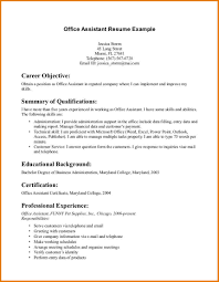 Dental Assistant Resume No Experience Stibera Resumes How To Write A
