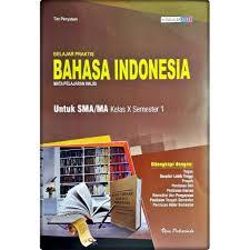Untuk buku yang sudah ada revisi telah kami tandai dengan tulisan revisi. Lks Bahasa Indonesia Sma Ma Kelas 10 Semester 1 Iviva Pakarindo Shopee Indonesia