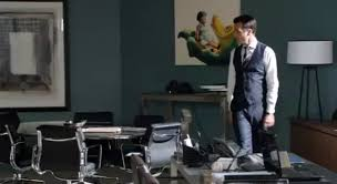 Suits harvey specter office Minimalist Just Found Another One From S01e11 Quora Has Harveys Duck Painting Been In His Office Since Season 1 Quora