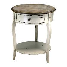 side table antique white round bedside tables white gloss round side table round white distressed
