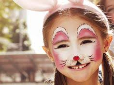 Small Picture bunny art face painting pretty makeup fantasy maquillaje