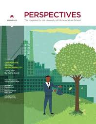 Spring 2018 Perspectives By University Of Minnesota Law School Issuu