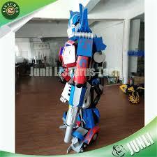 diy transformers optimus prime superhero event robot costume