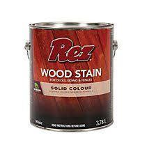 Rez Solid Semi Transparent Stain 3 78 L Semi Transparent