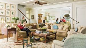 Southern Living Living Room Home Ideas For Southern Charm Southern Living