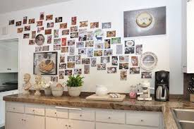 affordable ideas for displaying photos without using frames with ideas for  hanging pictures without frames