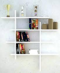 wall hanging bookcase wall mount bookshelf stylish best wall mounted bookshelves ideas on intended for hanging wall hanging bookcase