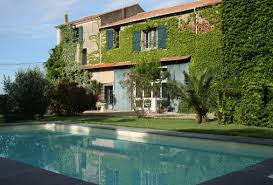 6 Bedroom Holiday Rental Villa With Pool In Capestang