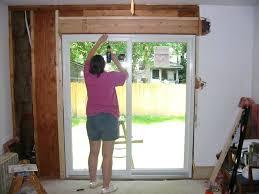 sliding glass door removal removing patio door anderson sliding glass door removal