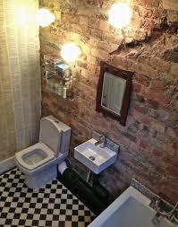 brick bathroom wall brick tiles bathroom