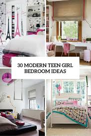 Teen rooms modern simple bedroom