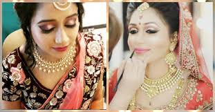 fabulous indian bridal makeup trends that any bride can carry off like a pro