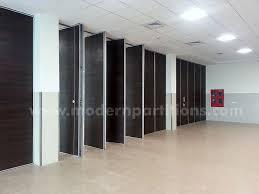 sliding folding partition walls