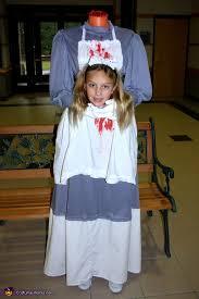 headless maid costume