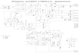 badcaps forums the gutless, bloated, and fried power supply hall ATX Plug Diagram at Bestec Atx 300 12e Wiring Diagram