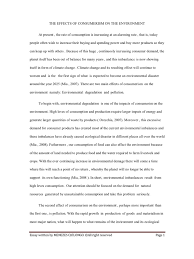 climate change essay personal response essay personal response  the effects of consumerism on the environment consumerism the effects of consumerism on the environment consumerism picasso essay pablopicassoandguernica