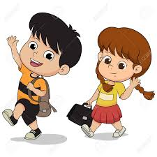 Image result for First day of school clipart