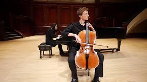 Benjamin Doane, cello - YouTube
