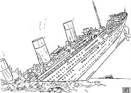 Small Picture Titanic Coloring Pages coloringsuitecom