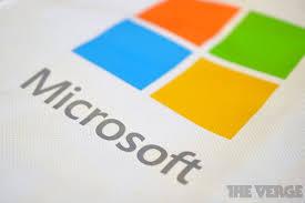 Microsoft Profit 2015 Microsoft Reports Big Losses In The Fourth Quarter The Verge