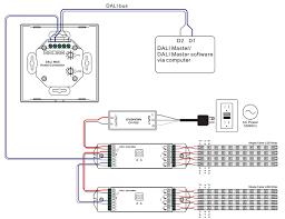 dali dimming wiring diagram dali image wiring diagram touch control dali master dimmer switch for dali scene sr 2400ts on dali dimming wiring diagram