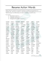 Resume Power Words Simple Power Words For Resume Writing Nmdnconference Example Resume