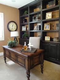 office decorating ideas. home office wall unit decorating ideas
