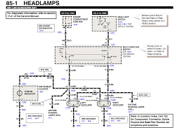 ford headlight wire diagram on ford download wirning diagrams 99 f350 headlight switch wiring diagram at 2000 Ford F 250 Headlight Wiring