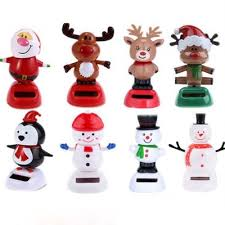 <b>1PC New Brand</b> Adorable Multi style Solar Powered <b>Christmas</b> ...