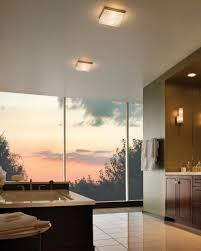 Bathrooms Design Ambient Ceiling Lighting Tech Boxie Light Modern Bathroom Ceiling Light