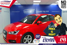 I'm looking to get an audi a1 for my first car. 2015 Audi A1 Tdi Sport 9 499