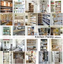 Kitchen Pantry Organization Pantry Ideas An Attractive Well Organized Pantry E Can Serve