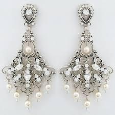 wonderful pearl chandelier earrings antique wedding chandelier earrings pearl chandelier earrings australia