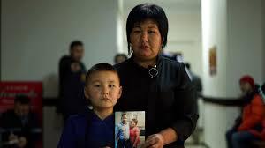 China <b>Lets</b> 2,000 Kazakhs Leave Xinjiang, <b>Return Home</b>