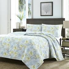 tommy bahama quilt bedding california king sets map set