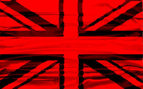 Wallpaper #180 Union Jack | Red and Black Wallpapers