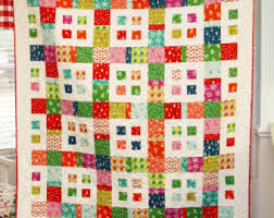 Easy Quick Beginner Quilt Patterns Precuts Fat by sweetjane & PDF Quilt Pattern.....Layer Cake and Fat Quarter friendly, . Adamdwight.com