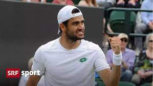 Berrettini | Round-up Wimbledon: Männer - Berrettini stürmt in den  Achtelfinal – Kyrgios muss aufgeben - Wimbledon 2021