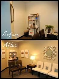 Renewed Spaces: Redesigning a medical office waiting room