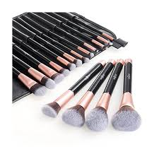 makeup amazon makeup brush set anjou 16pcs professional cosmetic brushes with soft and