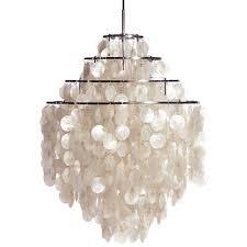 inspiration house inspiring large white fun 0 dm shell capiz ceiling light pendant chandelier throughout
