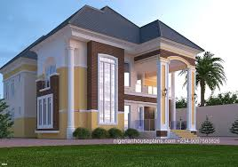nigeria house plan modern building design