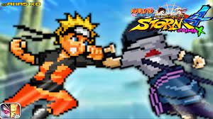 Bleach Vs Naruto 3.3 ''Ultimate Ninja Storm 4 Climax'' MOD (Android)  [DOWNLOAD] - YouTube