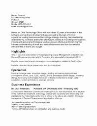 Inspirational Resume Examples For Server Elegant Server Resume