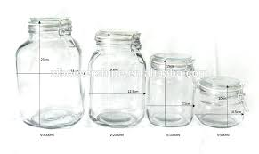 large glass jars with lids large plain glass mason jar with lid with good quality best large glass jars